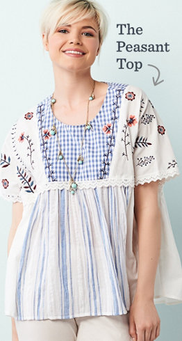 The Peasant Top