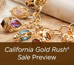 California Gold Rush® Sale Preview