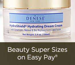 Beauty Super Sizes on Easy Pay®