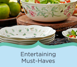 Entertaining Must-Haves