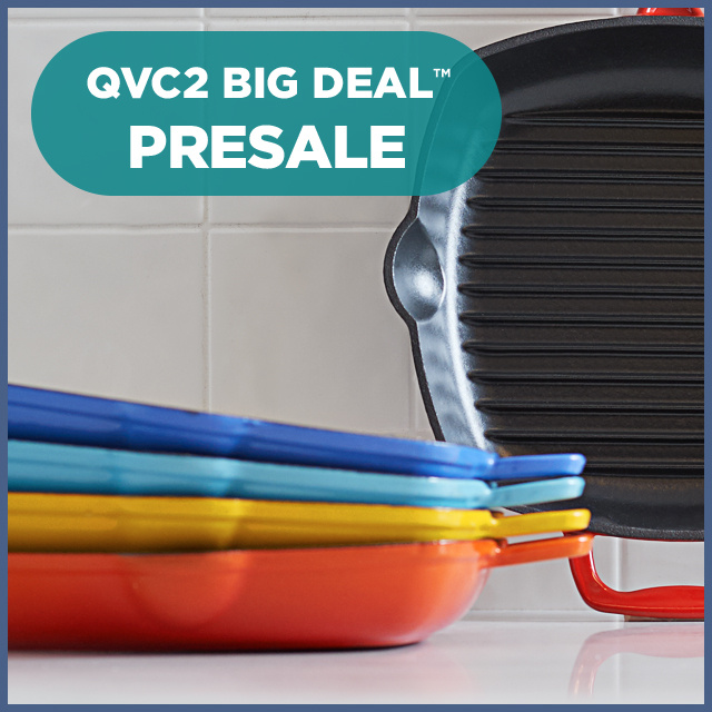 QVC2 Big Deal™ Presale — Cook's Essentials® Pan