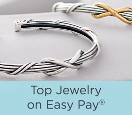 Top Jewelry on Easy Pay®