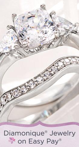 Diamonique® Jewelry on Easy Pay®