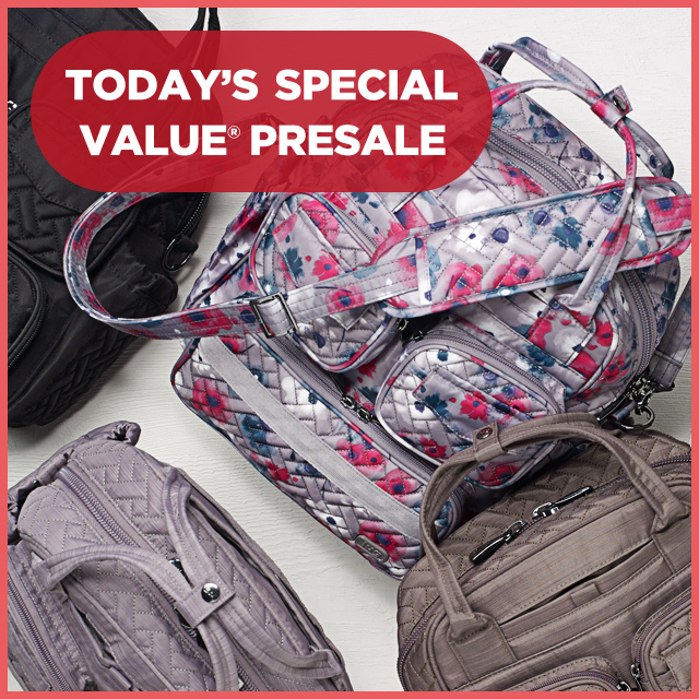 Today's Special Value® Presale — Lug Mini Puddle Jumper