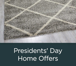 Presidents' Day Home Offers