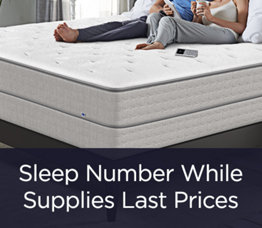 Sleep Number While Supplies Last Prices