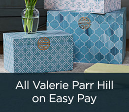 All Valerie Parr Hill on Easy Pay