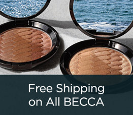 Free Shipping on All BECCA