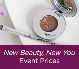 New Beauty, New You Event Prices