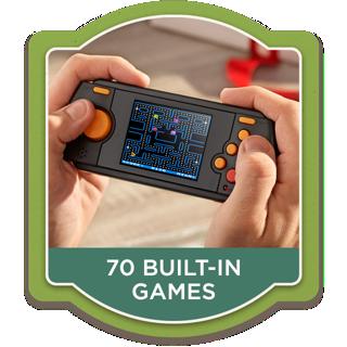 Atari Handheld 70 Built-In Games