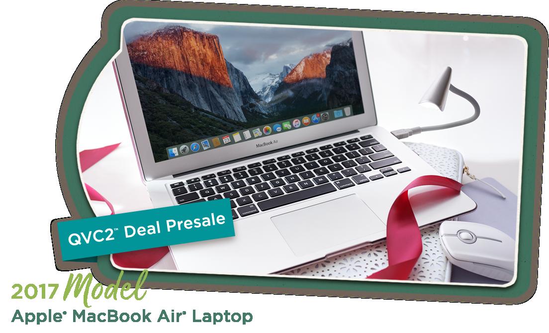 Apple® MacBook Air® Laptop 2017 Model