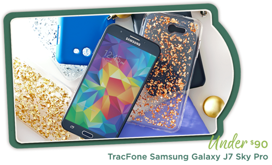 TracFone Samsung Galaxy J7 Sky Pro Under $90