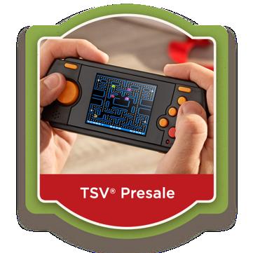 70 Built-In Games — Atari Flashback Portable Deluxe Handheld