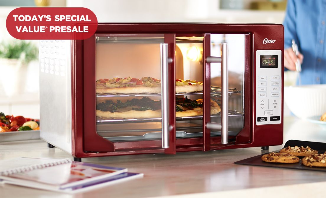 Today's Special Value® Presale — Oster XL Convection Oven