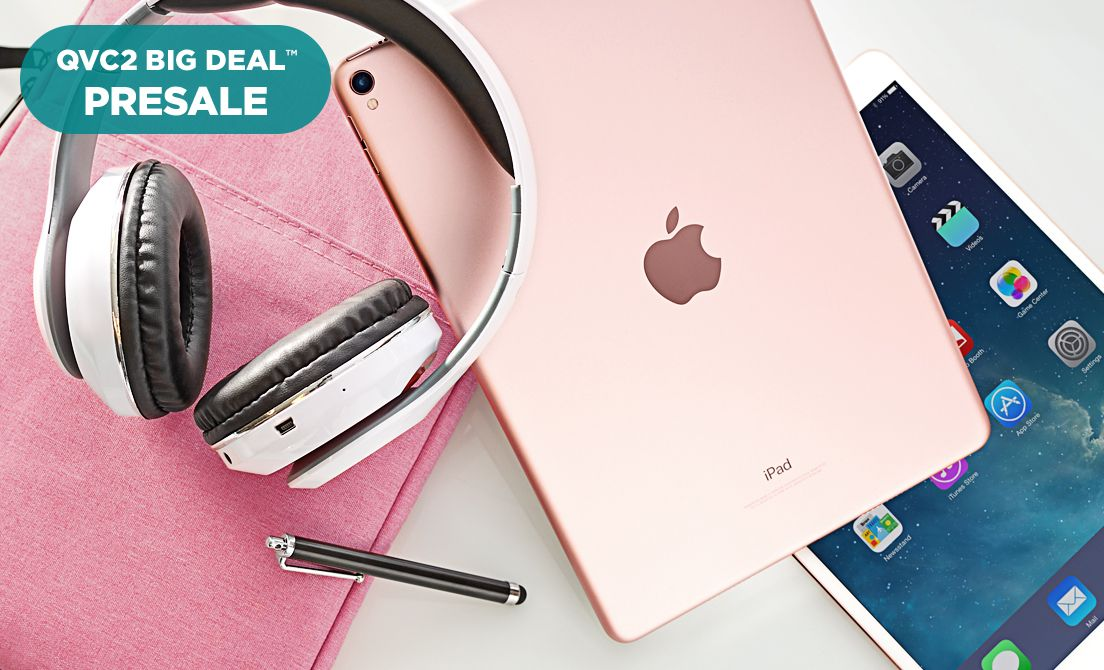 QVC2 Big Deal™ Presale — Apple® iPad Pro® Tablet
