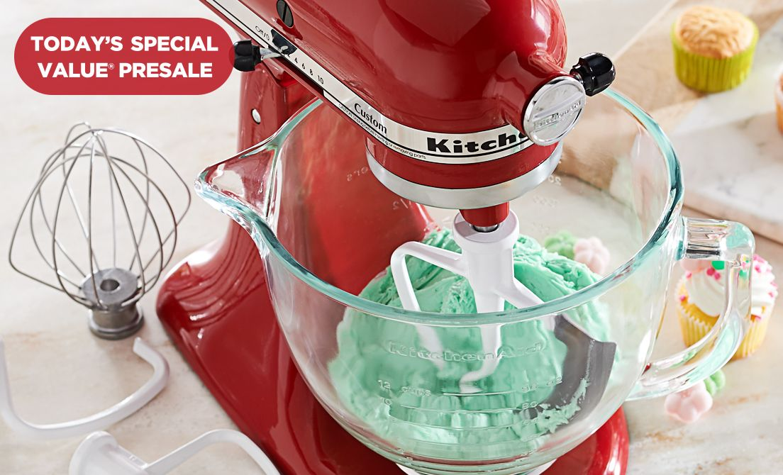 Today's Special Value® Presale — KitchenAid Stand Mixer