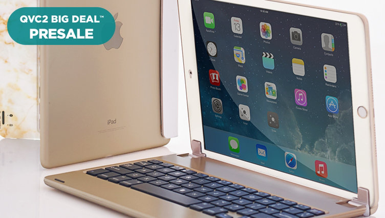 QVC2 Big Deal™ Presale — Apple® Devices Event — Find this 2018 iPad® Tablet & other wows