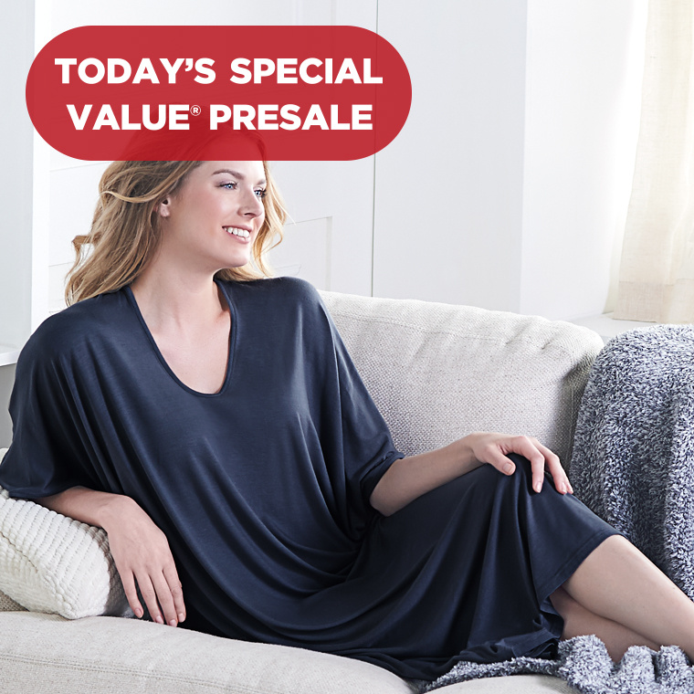 Barefoot Dreams Caftan — Today's Special Value® Presale