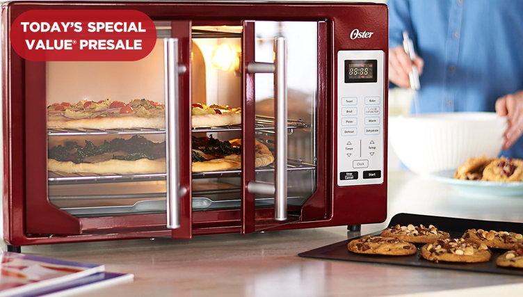 Today's Special Value® Presale — Under $130 — Oster XL Digital Convection Oven