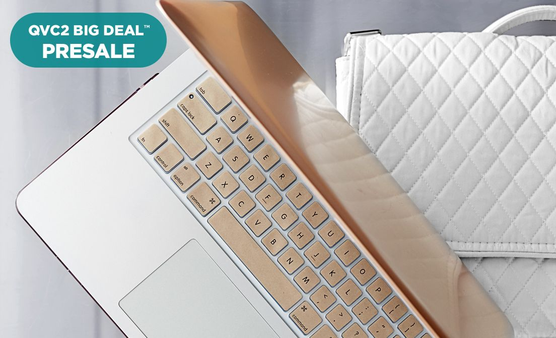 "QVC2 Big Deal™ Presale — MacBook Air® 13"" Laptop"