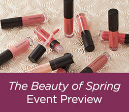 The Beauty of Spring Event Preview