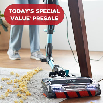 Today's Special Value® Presale — Under $200 — SharkFlex DuoClean Ultralight Vacuum