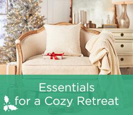 Essentials for a Cozy Retreat