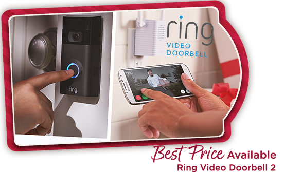 Best Price Available Ring Video Doorbell 2