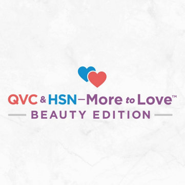 QVC & HSN – More to Love™ Beauty Edition — A Glam Extravaganza — Discover fabulous brands, breakthroughs & offers