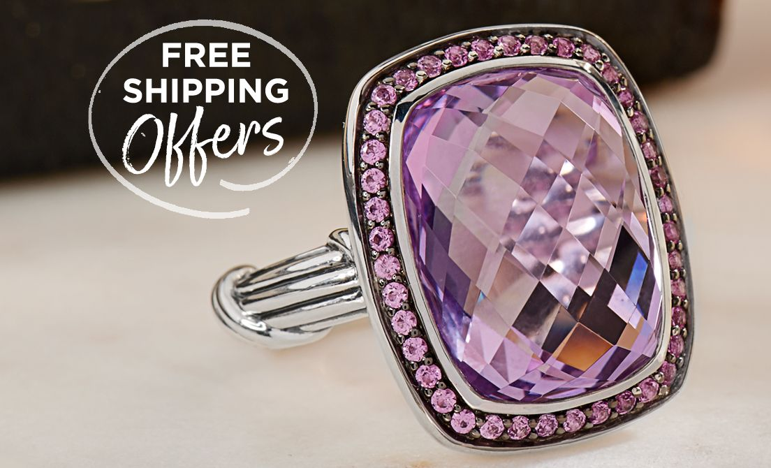Peter Thomas Roth Jewelry — Free Shipping Offers