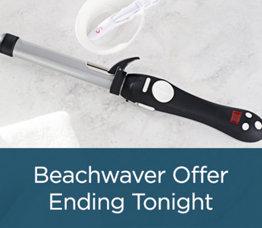 Beachwaver Offer Ending Tonight