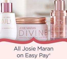 All Josie Maran on Easy Pay®