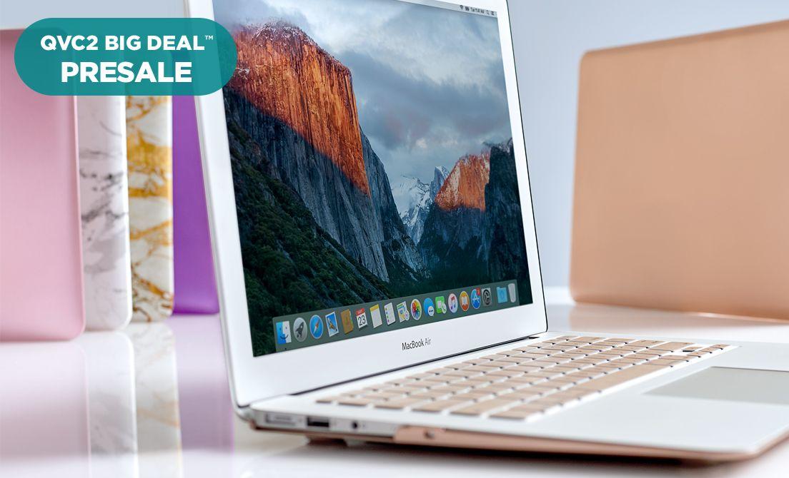 QVC2 Big Deal™ Presale — Apple® MacBook Air® Item