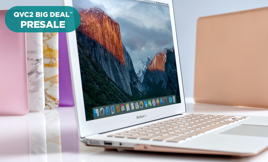 Apple® MacBook Air® QVC2 Big Deal™ Presale