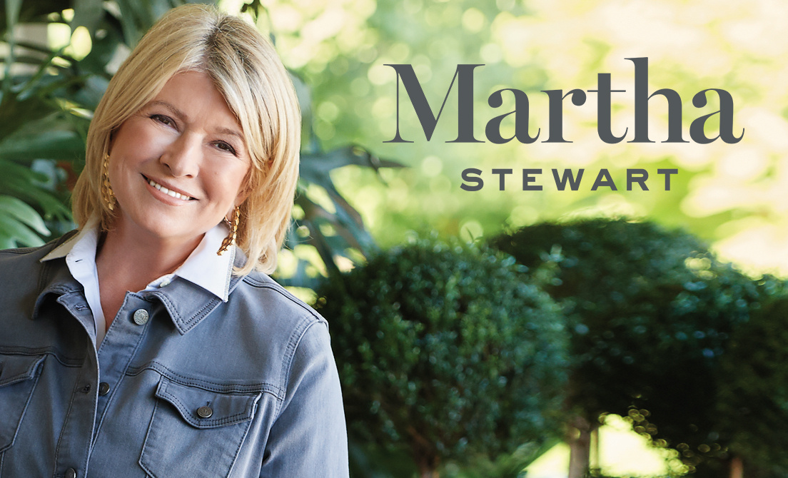 Martha Stewart  Just-In Fashions & More