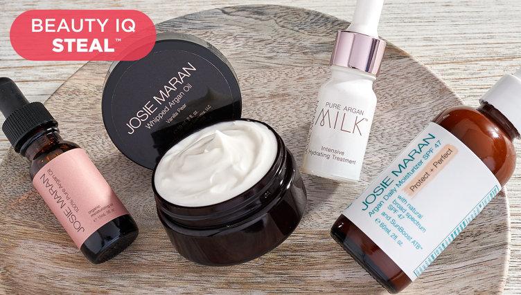 Beauty iQ Steal™ — Josie Maran Kit — Find this deal thru 8pm ET, plus shop more beauty