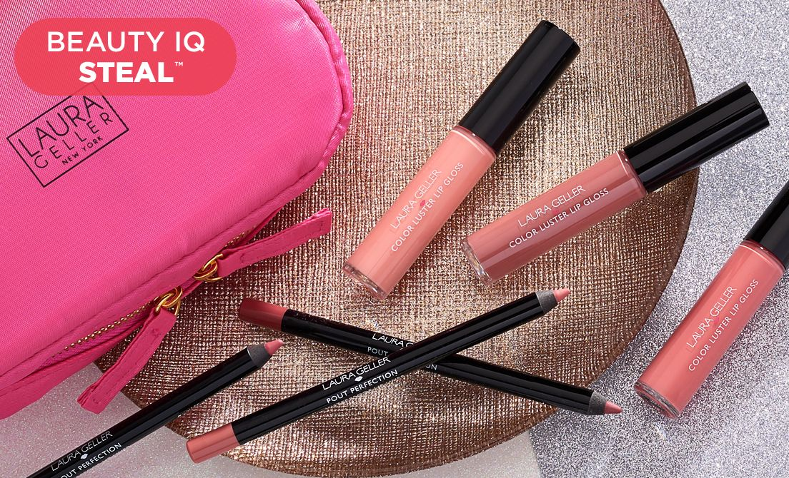 Beauty iQ Steal™ Offers