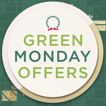 Green Monday Offers — Noteworthy Finds — Explore this wow-worthy assortment