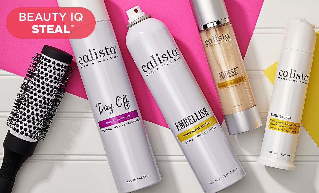 Beauty iQ Steal™ — Calista Steal & More