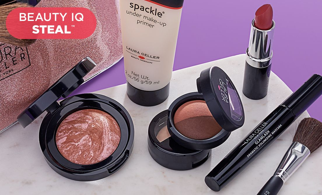 Beauty iQ Steal™ — Laura Geller Finds