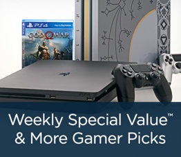 Weekly Special Value™ & More Gamer Picks