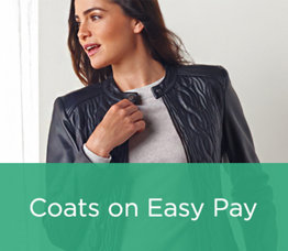 Coats on Easy Pay