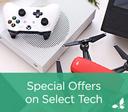 Special Offers on Select Tech