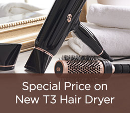 Special Price on New T3 Hair Dryer