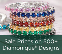Sale Prices on 500+ Diamonique® Designs