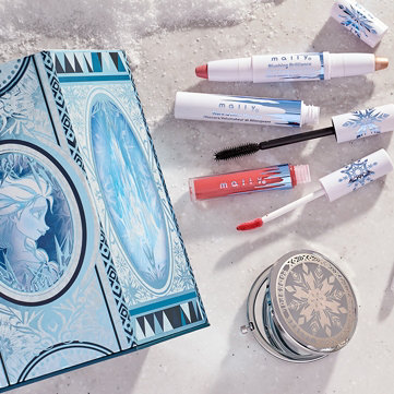 Let It Glow — Shine with the Mally Disney's Frozen Collection