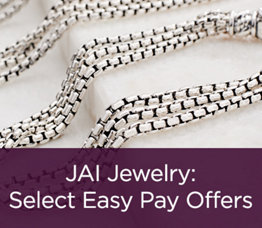 JAI Jewelry: Select Easy Pay Offers