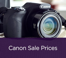 Canon Sale Prices