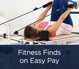 Fitness Finds on Easy Pay