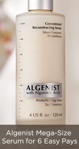 Algenist Mega-Size Serum for 6 Easy Pays